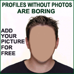 Image recommending members add Deaf Passions profile photos